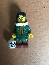 Lego Mini Figure Shakespeare