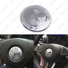 "2.05"" Steering Wheel Decorate Badge Affalterbach Emblem Sticker for Mercedes AMG"