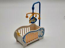 Playmobil Zubehör Ersatzteil Babybett Gitterbett