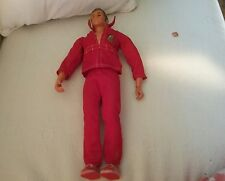 Vintage 1975 Six Million Dollar Man Steve Austin Kenner 13""
