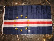 3x5 Cape Verde Verdian National Flag 3'x5' Banner Brass Grommets