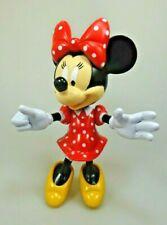Disney Minnie Maus Mouse Plastik Figur beweglich 952677 Sammelfigur