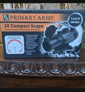 primary arms scope acss
