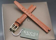 New Gucci 12 MM Lizard Pattern on Genuine Leather Band w/Notch (12.108)