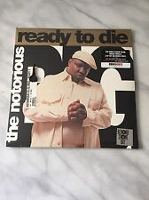 The Notorious Big Ready To Die RSD 2lp White Vinyl