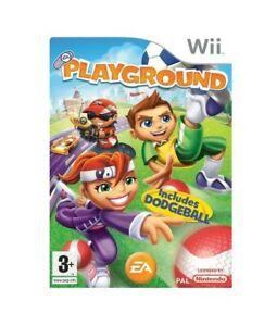 EA Playground (Nintendo Wii, 2007) - European Version - PAL - New & Sealed
