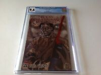 TEXAS CHAINSAW MASSACRE GRIND 1 CGC 9.6 WHITE PAGES RARE RED FOIL AVATAR COMICS