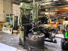 "Bullard 36"" Cutmaster Vertical Turret Lathe Vtl Turning Center 30Hp 3Ph bidadoo"