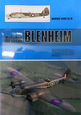 Warpaint Series No.26 - Bristol Blenheim - 36 Pages (Book).