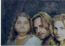 Lost Season 3 Fighting Back Chase Card FB-7