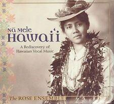 NEW Na Mele Hawaii: A Rediscovery of Hawaiian Vocal Music (Audio CD)