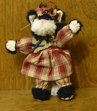 Boyds Ornament(s) #56272 Espresso Frisky, New w/ Tag From Retail Store Cat