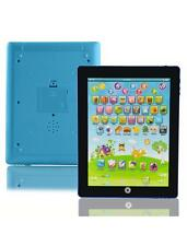 KIDS FIRST TABLET EDUCATIONAL TOY LEARNING COMPUTER TOY CHILDRENS LAPTOP  BLUE