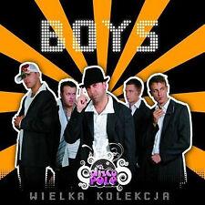 Boys - Wielka kolekcja Disco Polo. Tom 2 (CD + ksiazka) NEW