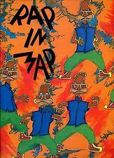 RAP IN MAP scandalous tribe BOOM SKA roxy d ROSIE GAINES icy d EX LP