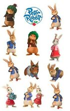 1x Peter Rabbit Temporary TATTOO SHEET. Party Supplies Lolly Loot Bag Favour