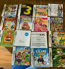 Nintendo DS Game Instruction Booklet - Manuals - Free Shipping (4-1)