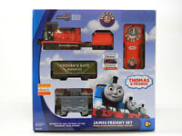 LIONEL LIONCHIEF O GAUGE THOMAS & FRIENDS JAMES ENGINE SET the tank 1823020 NEW
