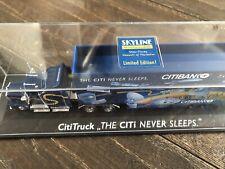Modellautos M 1:87, Trucks Skyline Miniaturmodelle, CITIBANK, limit. Auflage 10K