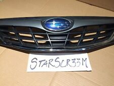 2008 2009 2010 2011 Subaru Impreza Grille Chrome Emblem Badge Sedan Hatchback