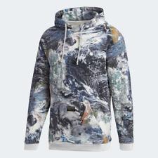 Adidas Men's Graphic Hoodie, Multicolor