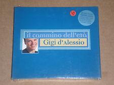 GIGI D'ALESSIO - IL CAMMINO DELL'ETA' - CD EDIZIONE SPECIALE SIGILLATO (SEALED)