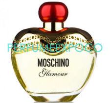 MOSCHINO GLAMOUR PERFUME for Women 100ml-3.4oz EDP Spray New TESTER *RARE* (