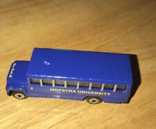 1980's Matchbox School Bus - Hofstra University Tampo - RARE - Mint Loose 1/95