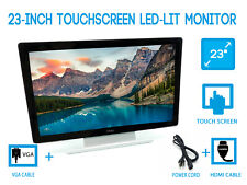 Dell P2314T 23-Inch HD 1080p LED-lit IPS Touchscreen HDMI DP VGA Monitor