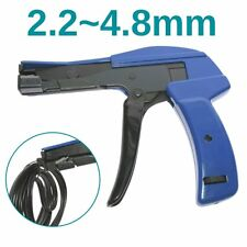 Nylon Cable Tie Gun Installation Tensioning Plastic Nylon Zip Cutting Fastener