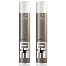 2 x 500ml Wella Professionals Eimi Dynamic Fix-45 Sek.Haarspray Deutsche WareOVP
