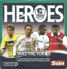 HEROES - Football Skill Factor 1 - Footwork - Premier League - DVD