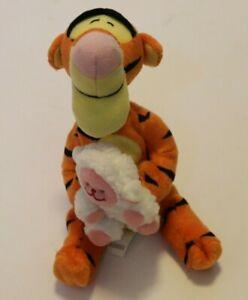 Fisher-Price Disney Tigger and Lamb Plush 2004