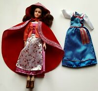 Disney's Live Action Beauty And The Beast Belle Hasbro Doll & Extra Blue Dress