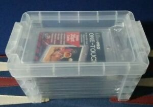 Ultra Pro One Touch Storage Vault (HOLDS 10-35pt ONE TOUCH CASES)