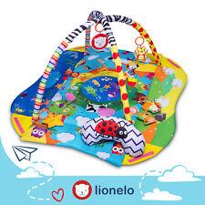 Lionelo Anika 2in1 Baby Krabbeldecke Laufstallfunktion spieldecke baby spielzeug