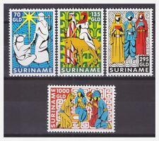 Surinam / Suriname 1995 Kerstmis christmas weihnachten noel MNH