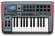 Novation Impulse 25 25-Key Keyboard MIDI/USB Controller