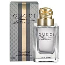 Gucci Made To Measure for Men Eau de Toilette 90ml new sealed NEU OVP