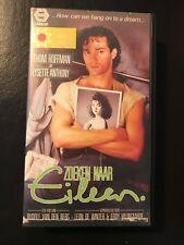Zoeken Naar Eileen Ex-Rental Vintage VHS Tape Dutch NL Film Videoband
