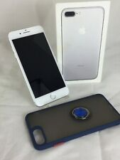 SILVER APPLE IPHONE 7 PLUS 32GB MOBILE SMART PHONE SEE OUR 99p AUCTIONS FOR MORE