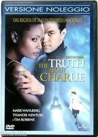 Dvd The truth about Charlie di Jonathan Demme 2002 Usato