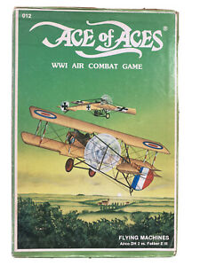 NOVA Ace of Aces Ace of Aces - Flying Machines VG+