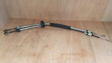 SAAB 93 '03-07 1.8T 2.0 PETROL GEAR SHIFT SELECTOR CABLES LINKAGE 12785900