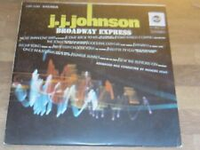 J.J. Johnson- Broadway Express - RCA Dynagroove alt