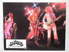 PETER FRAMPTON THE BEE GEES SGT PEPPER'S LOBBY CARD