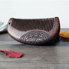 Hair Brush Anti Static Scalp Massage Beard Care Hair Styling Wooden Hair Comb