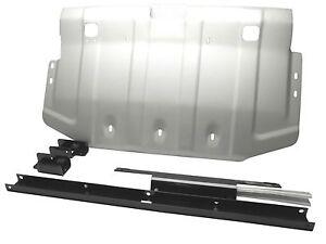 OEM 2007-2013 Toyota Fj Cruiser Rear Skid Plate Kit Aluminum Bolt On