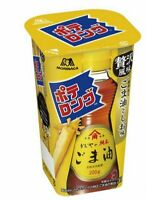 Morinaga Potelong Potato Salt and Sesame oil taste snack 43g from Japan