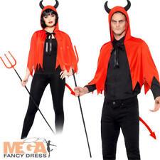 Devil Kit - Halloween Fancy Dress Adults Mens Ladies Bloody Clown Vampire